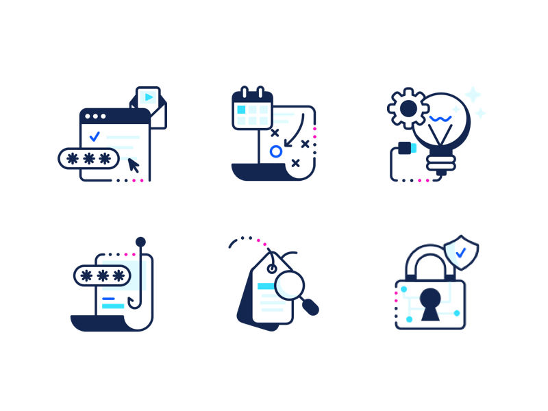 Compliance icons
