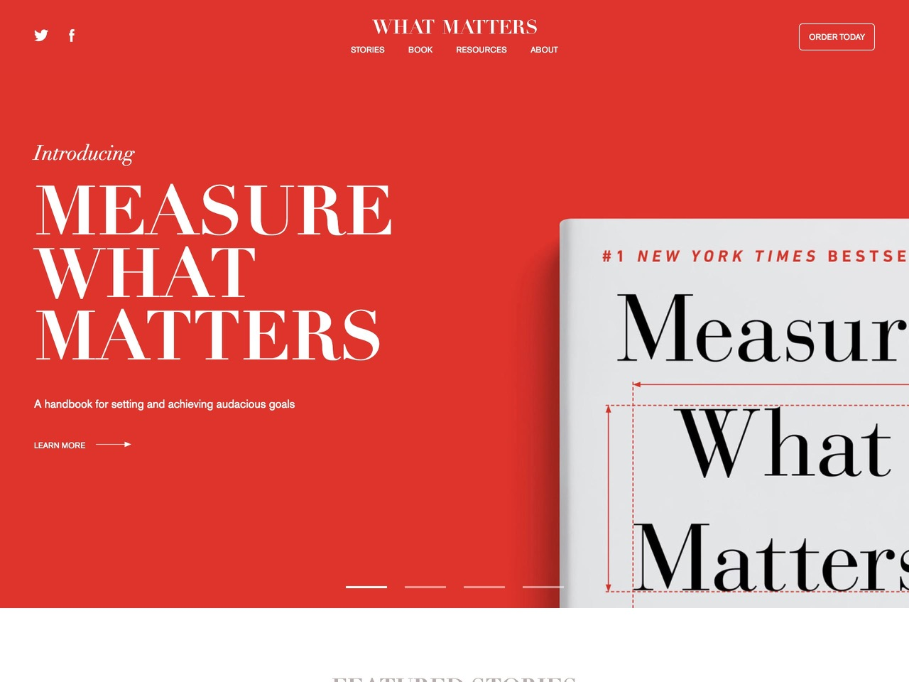 Introducing measure what matters by john doerr