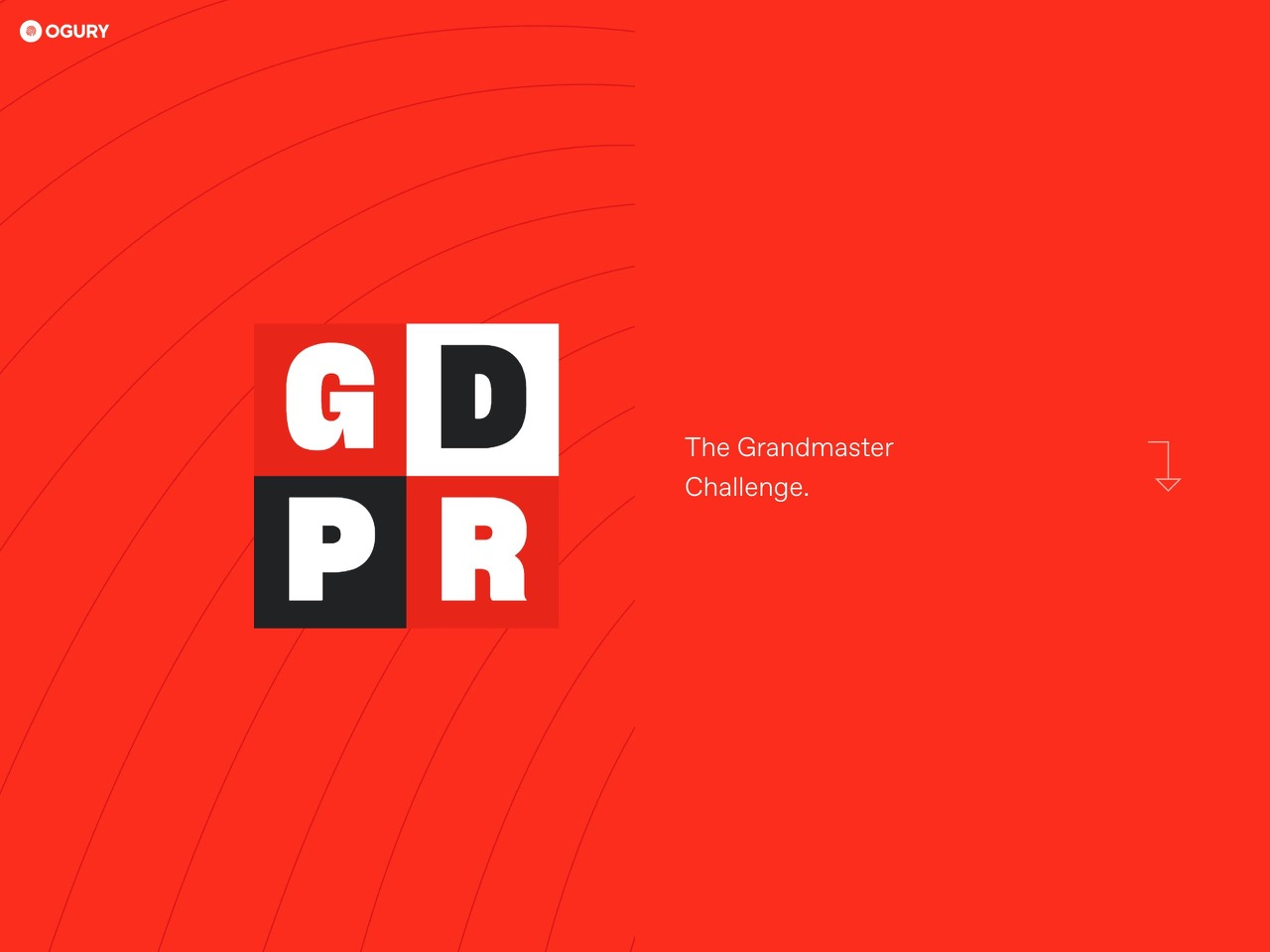Gdpr   the grandmaster challenge by ogury