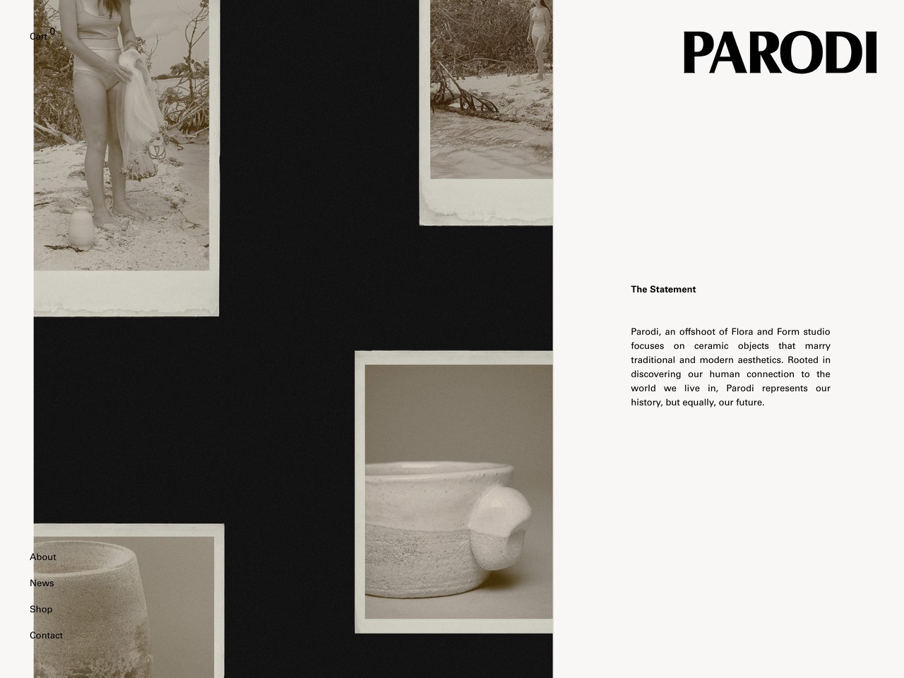 Parodi   website