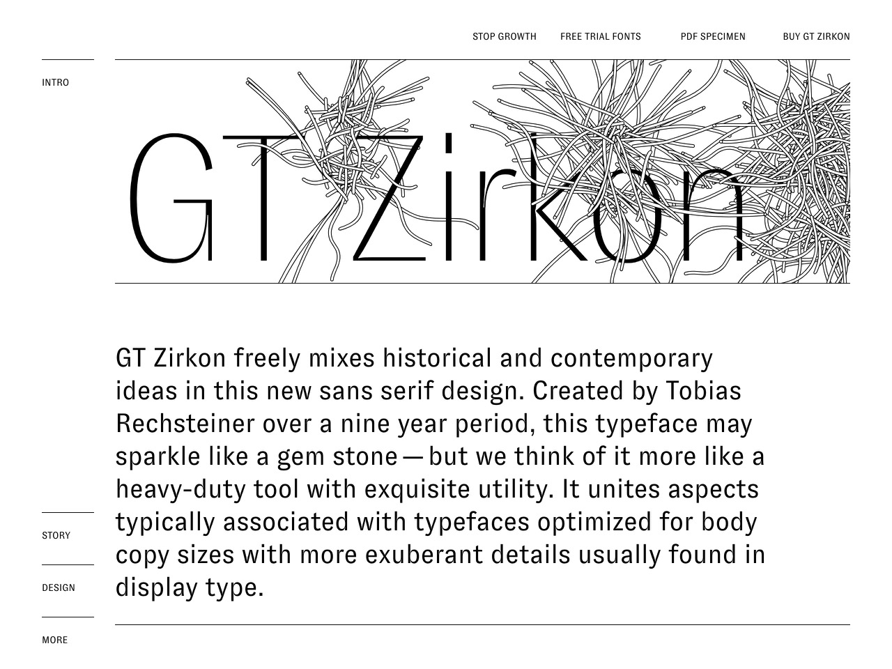 Gt zirkon   download free trial fonts