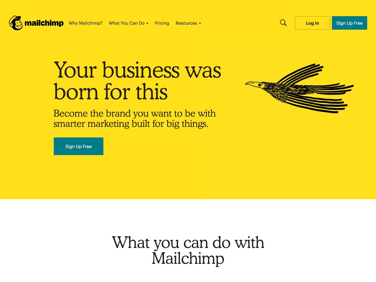 Marketing platform for small businesses   mailchimp
