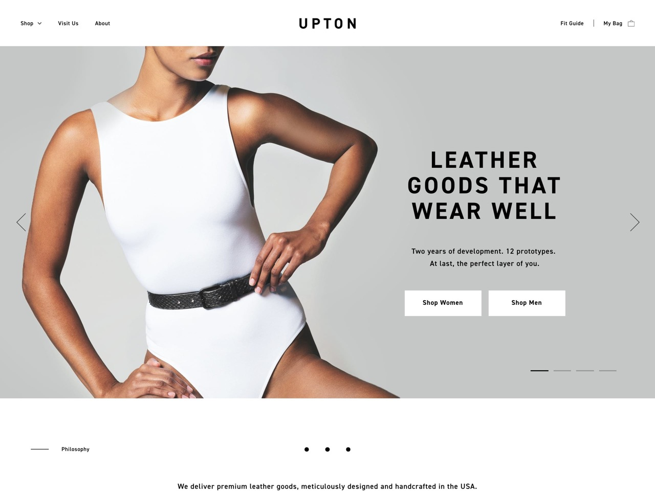 Upton belts  designer quality leather belts handmade in the usa