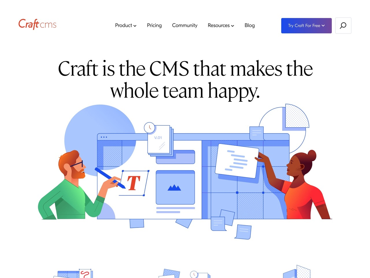 Craft cms   create bespoke digital experiences