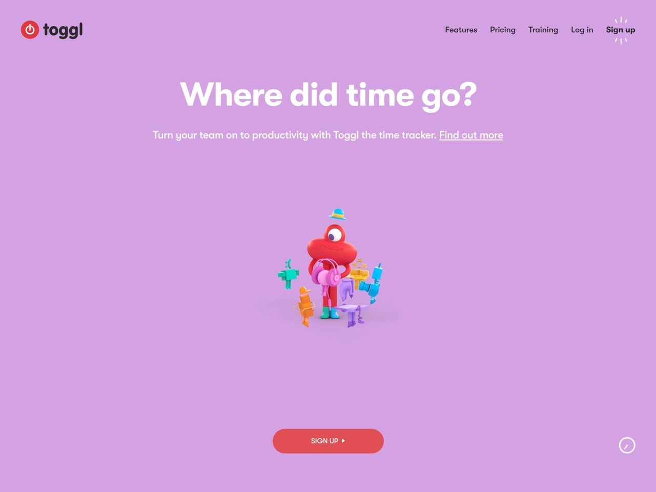 Toggl   free time tracking software