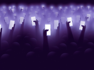 Thumb wallpaper concert dribbble 4