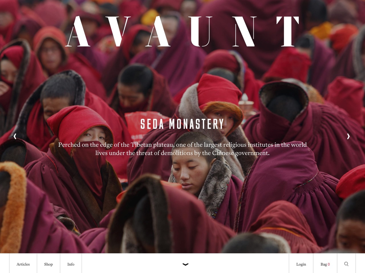 Avaunt magazine   avaunt aims to document the extraordinary through stories of adventure  exploration  innovation and culture