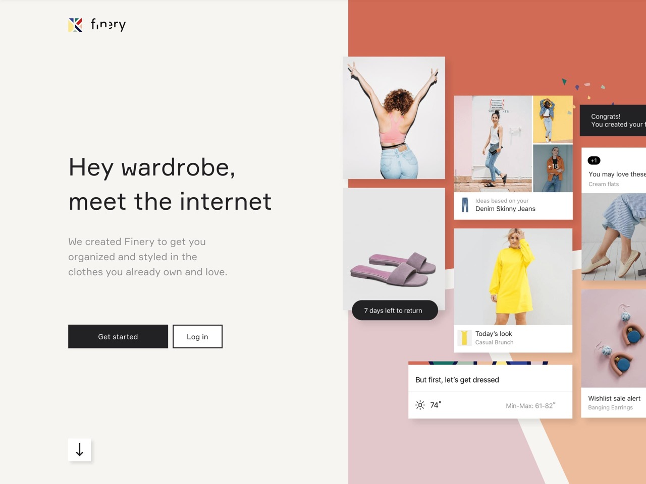Finery  the wardrobe operating system   1