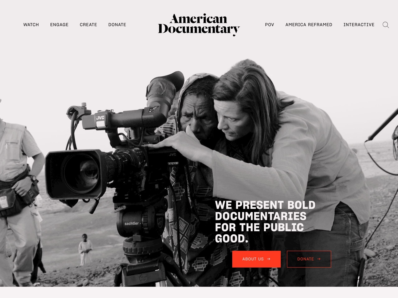 American documentary inc