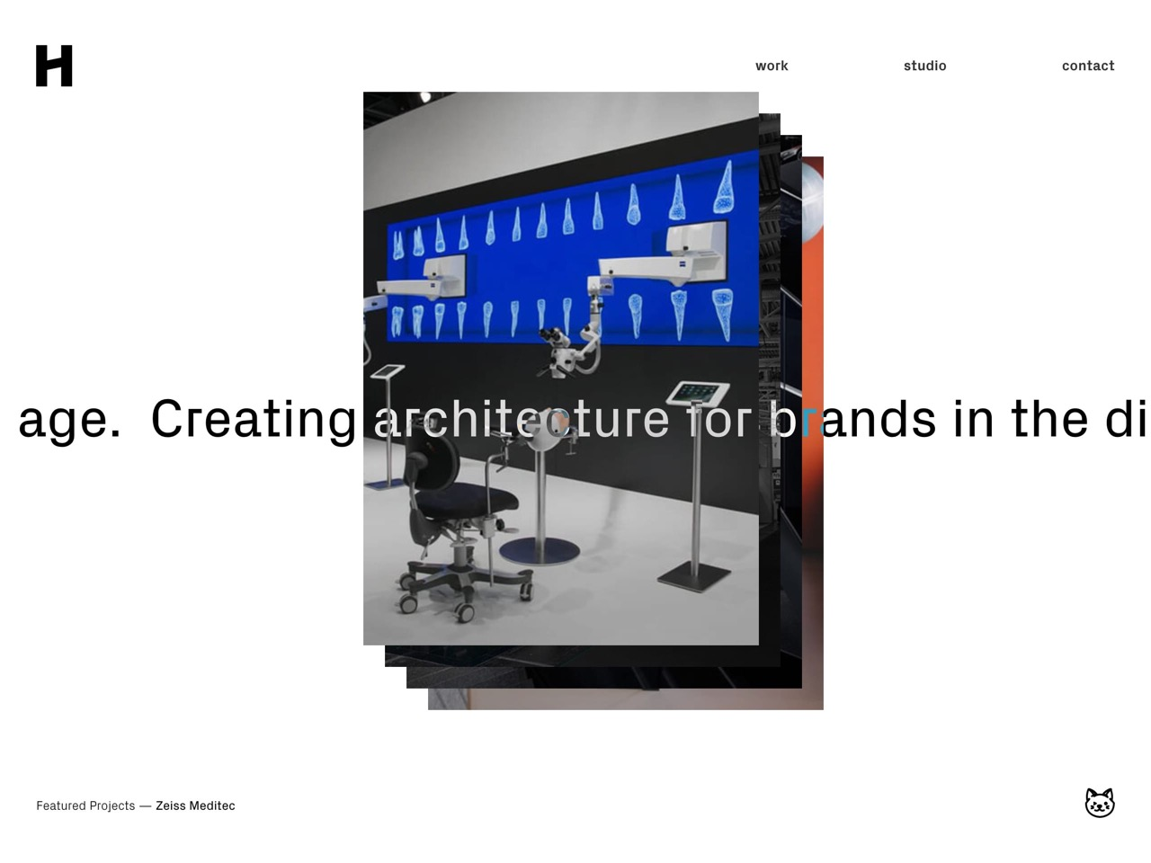 Heller designstudio   creating architecture for brands in the digital age