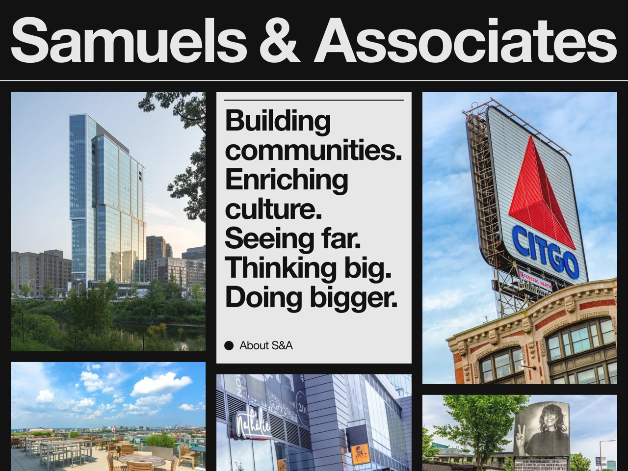 Commercial real estate in boston  ma   samuels   associates