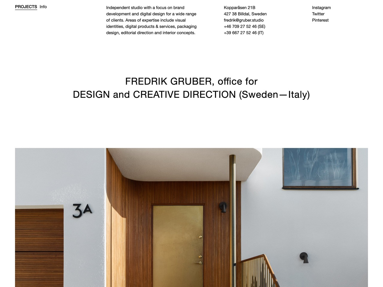 Fredrik gruber   office for design   creative direction