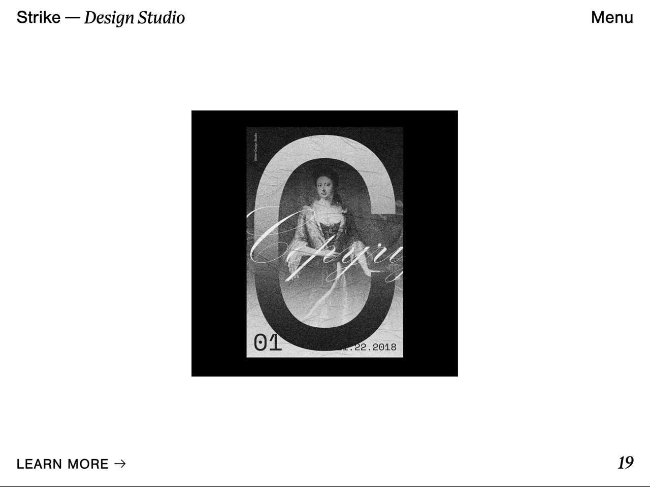 Strike design studio   digital design studio toronto