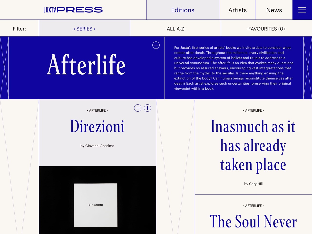 Editions   juxta press