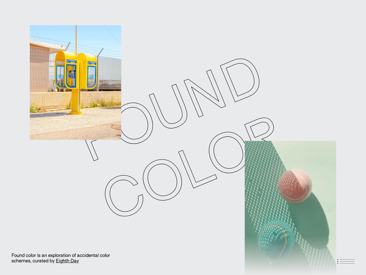 Found color   home