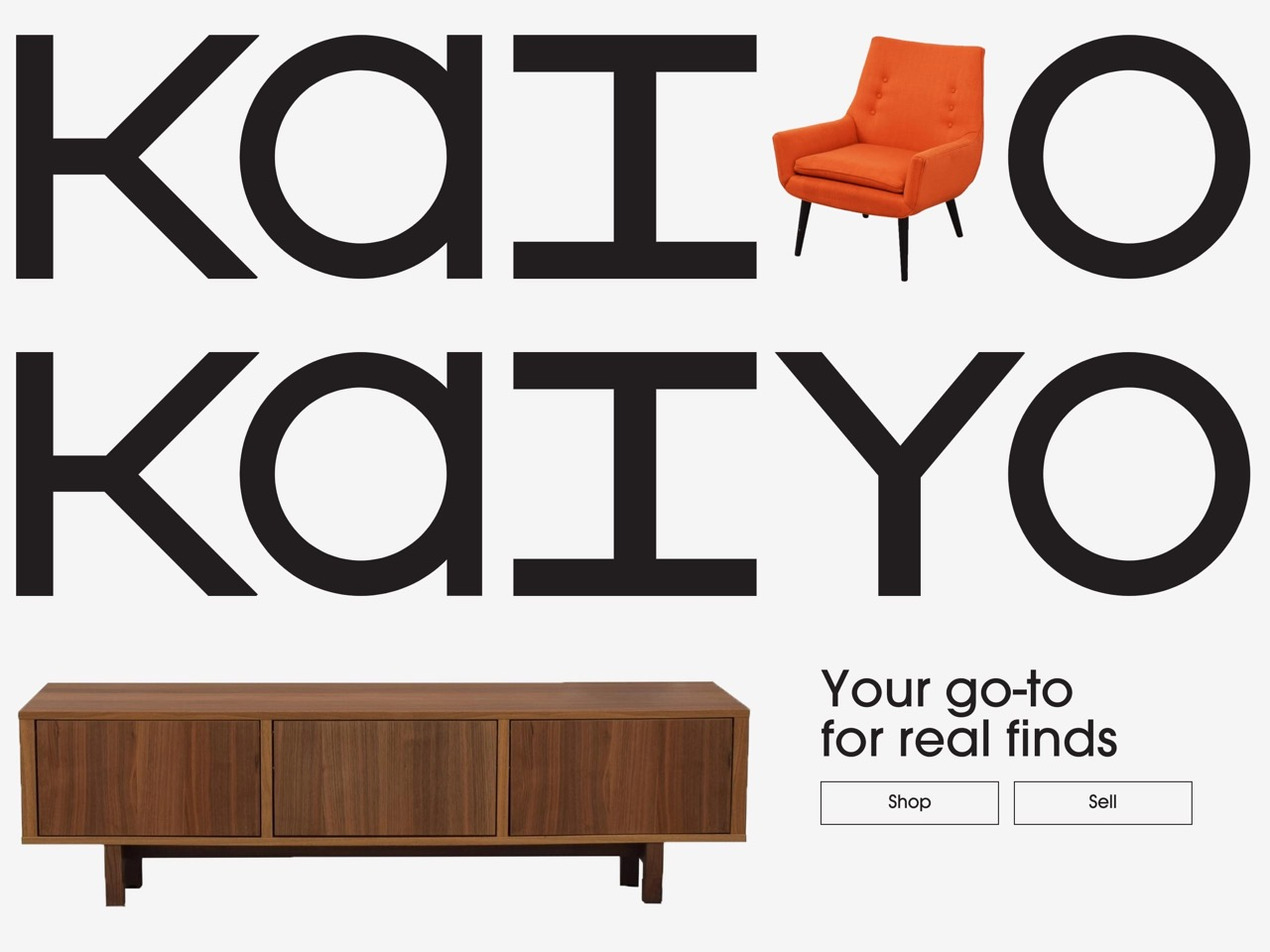 Kaiyo   buy and sell used furniture