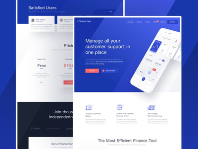 Thumb finance landing page shot 2 min 2
