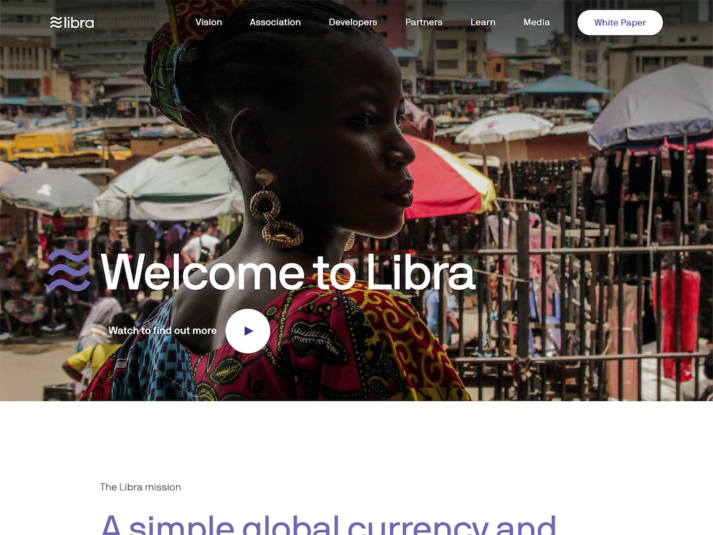 Libra   a new global payment system  1