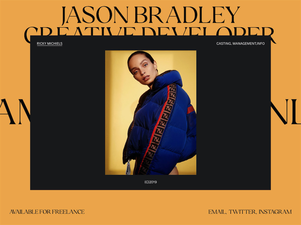 Jason bradley   freelance creative developer