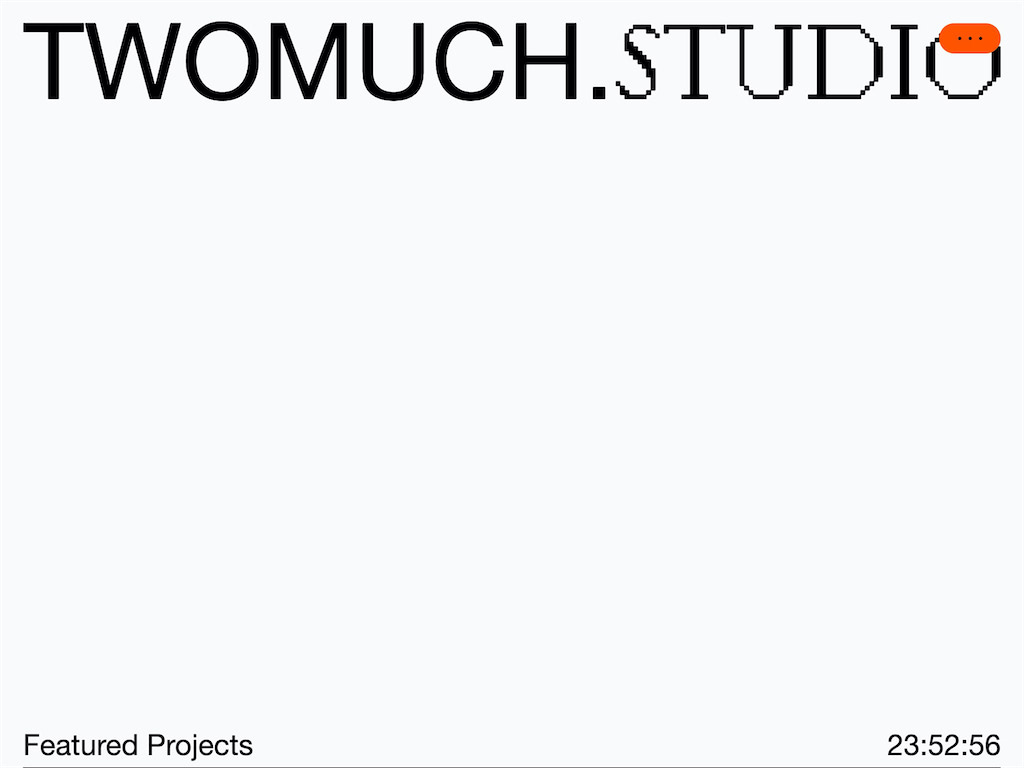 Twomuch studio