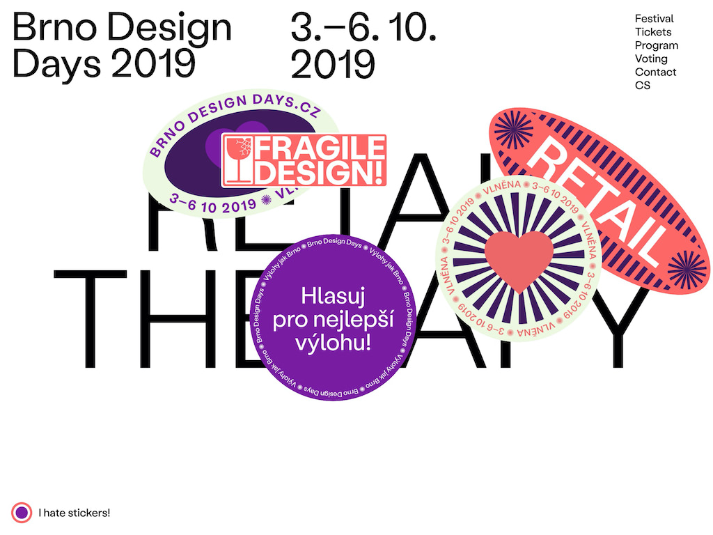 Festival   brno design days