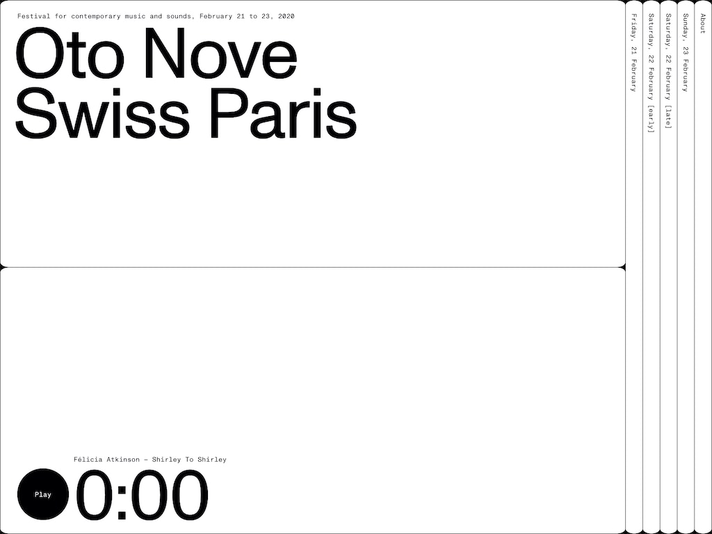 Oto nove swiss paris  february 21 to 23  2020