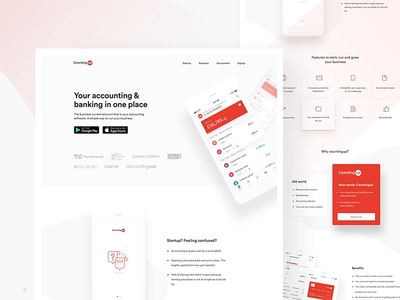 Thumb dribbble countingup landingpage 2  1