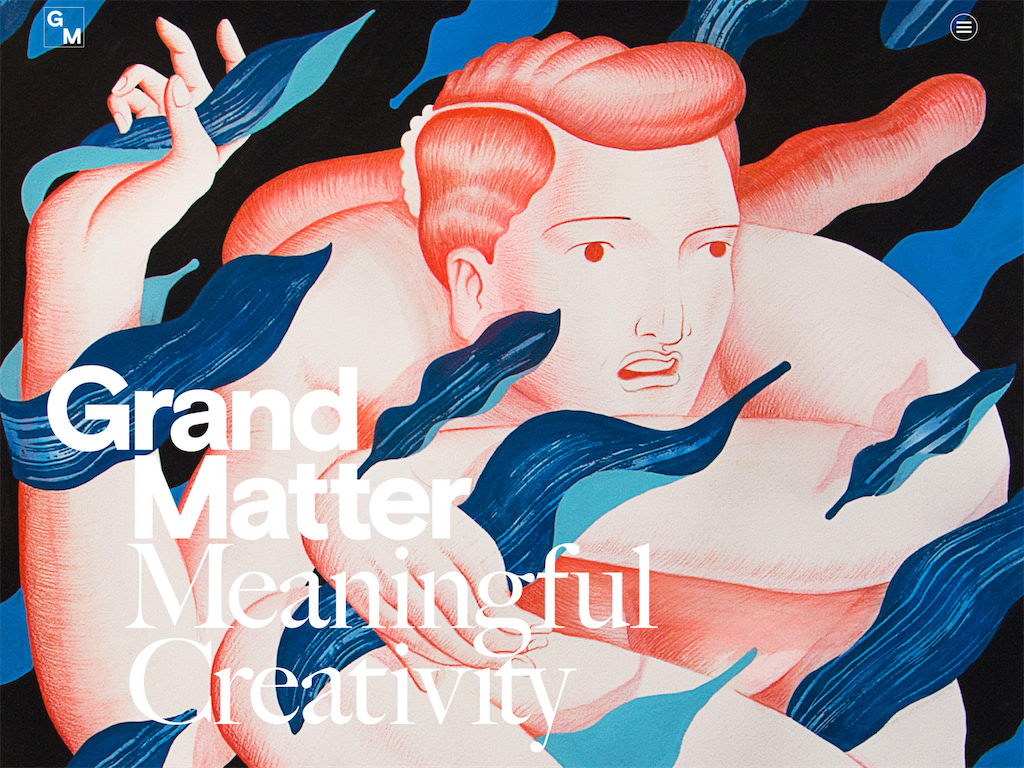 Grand matter meaningful creativity grand matter