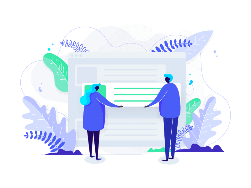 Dribbble illustration 1x