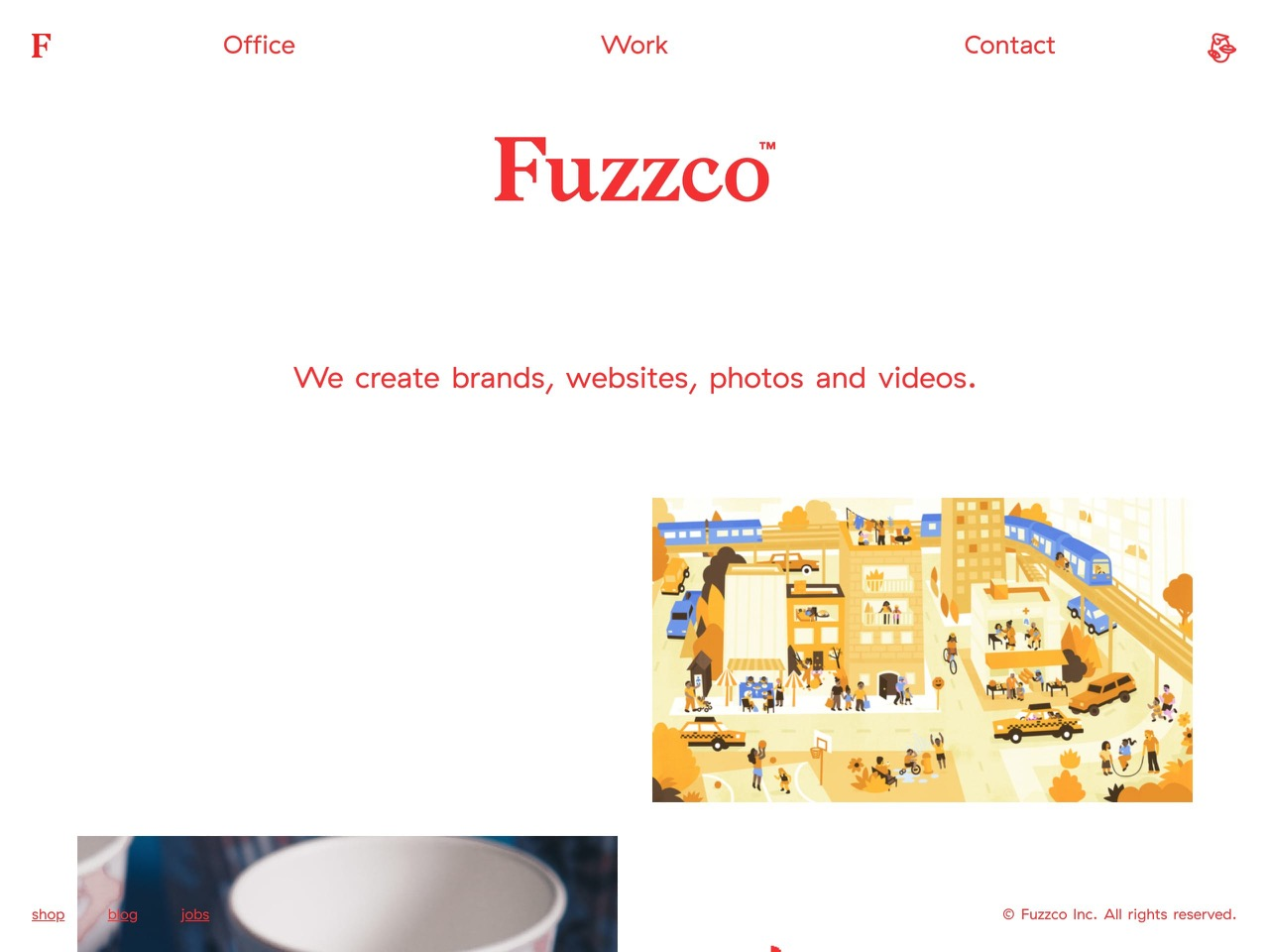 Fuzzco   fuzzco is a creative agency in charleston and portland   1