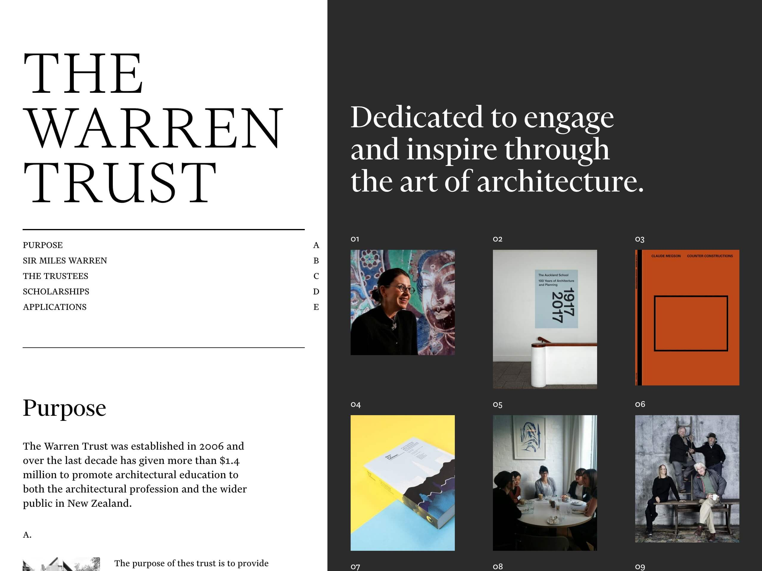 The warren trust 2